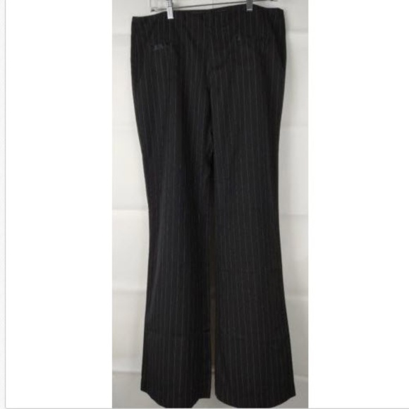 Wet Dress Pants